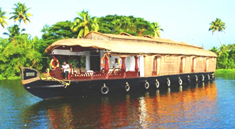 Alleppey Backwater Cruise Tour