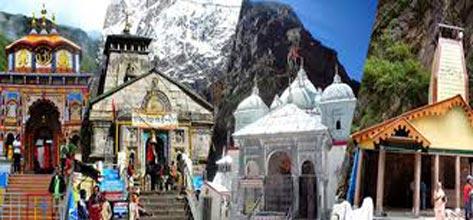 Char Dham Yatra Ex - Haridwar 6Day Tour