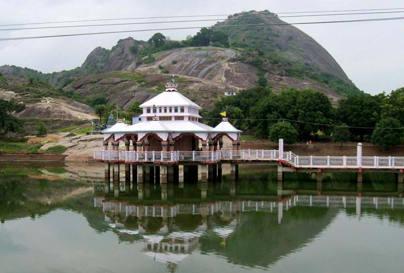 Deoghar to Mandar Hill in Bounsi Tour
