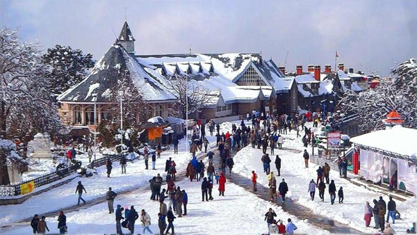Exotic Shimla Trip Package