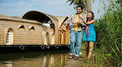 Exotic Kerala Honeymoon Trip