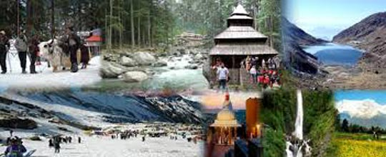 Himachal Temple Tours