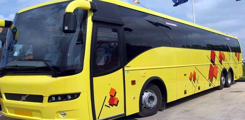 Delhi Manali Volvo Package