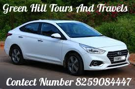 Book Guwahati to Cherrapunjee Cabs Same Day Round Trip Tour