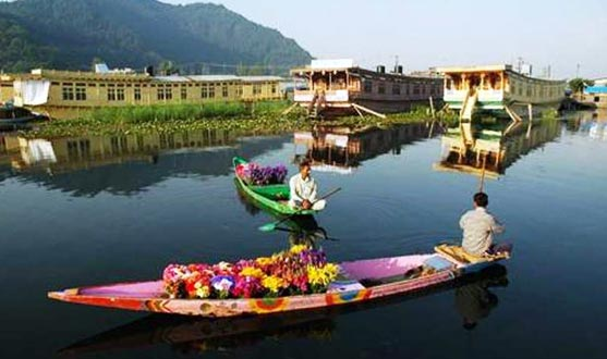 Enjoy Kashmir Charm with Springs Tour