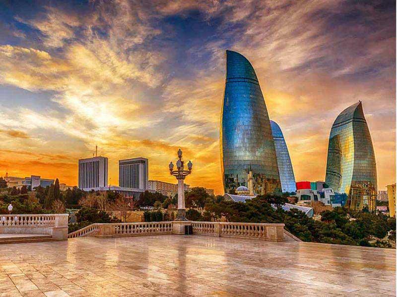 Azerbaijan + Georgia Tour Package