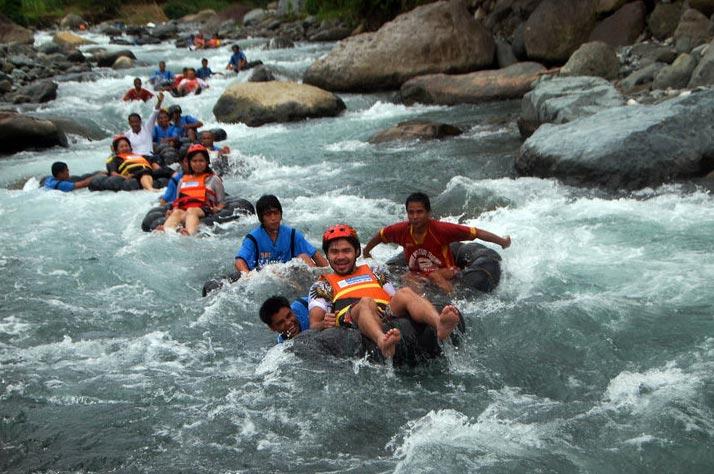 Rafting With Wildlife Tour