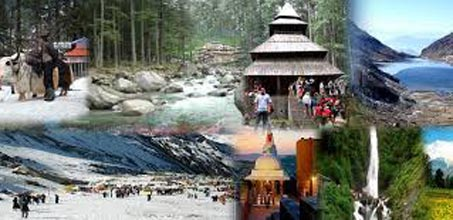 Himachal 5Nights / 6Days Tour