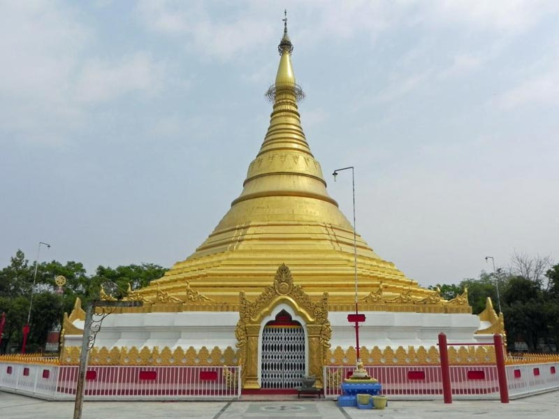 Buddhist Heritage Break Tour