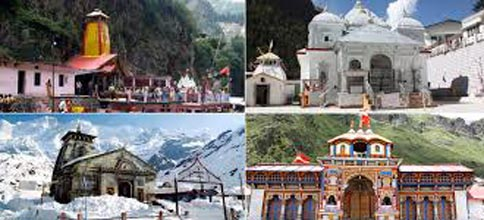 9 Days Chardham Tour Package Ex Haridwar