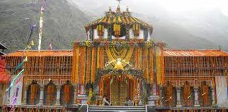 4N 5D Kedarnath Badrinath Yatra Ex Haridwar