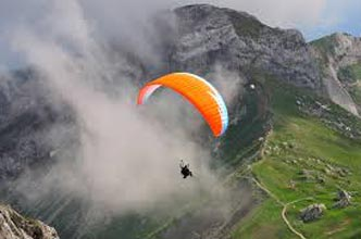 Paragliding Camping Short Tour