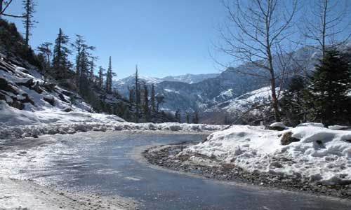 Beautiful Himachal with Amritsar Tour