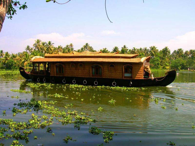 Riveting Kerala 8 Nights /9 Days