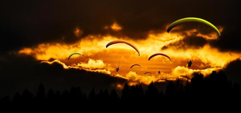 Paragliding in Shimla Tour