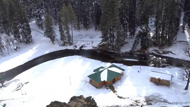Srinagar- Gulmarg- Pahalgam- Sonamarg- Srinagar