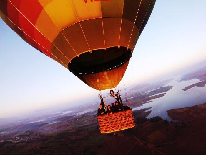 Hot Air Balloon Flight in Goa Code: Tr Dly F