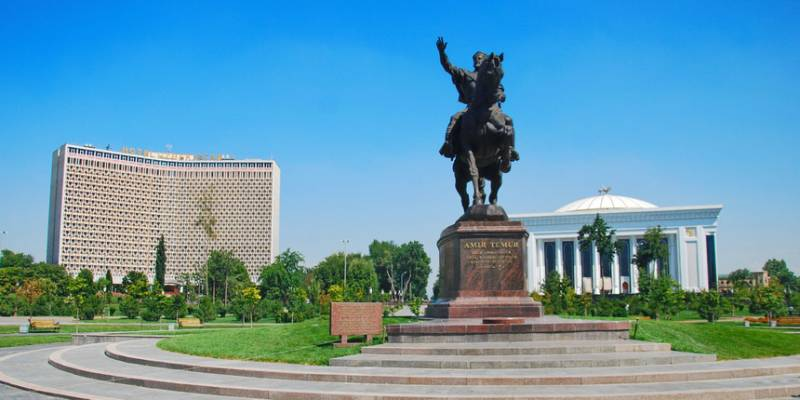 Tashkent Package – 4 Nights / 5 Days Code: Shiva F