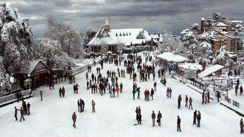 Shimla 2n3d Tour Package By Volvo from Delhi