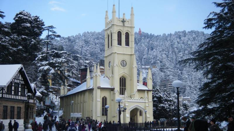 Shimla to Manali Tour 4n/5d