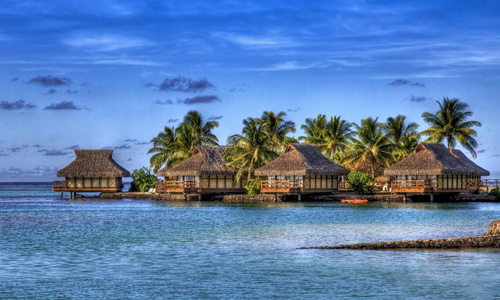 Maldives Gold Honeymoon Tour Package