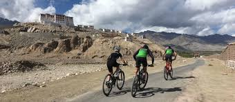 MOUNTAIN BIKING IN LADAKH TOUR