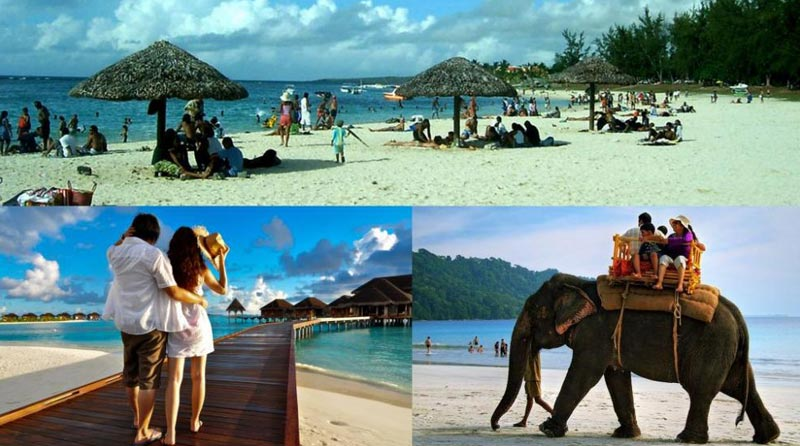 Andaman Group Tour
