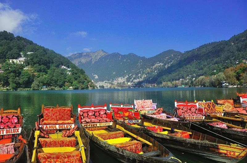 4N/5D Nanital Tour Package