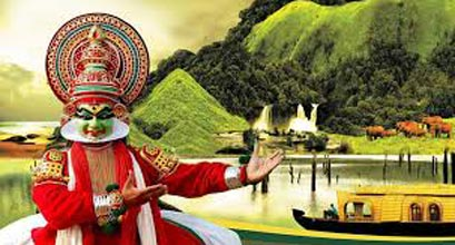 6N/7D Best Of Kerala Tour