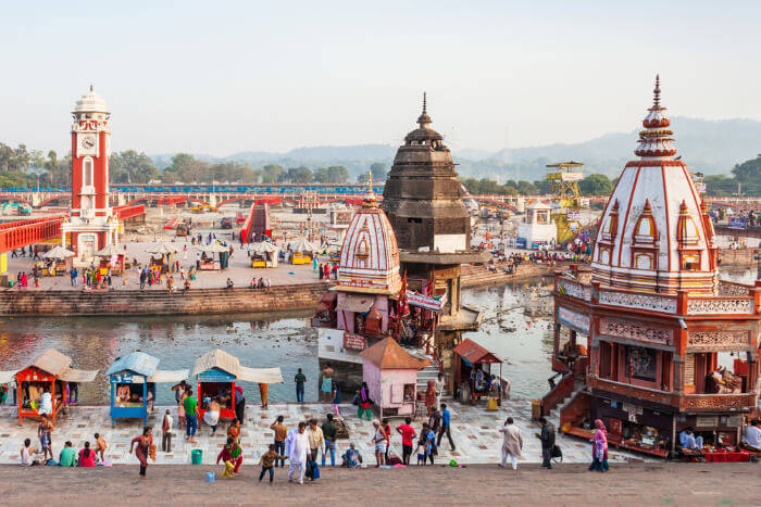 Haridwar With Delhi Tour