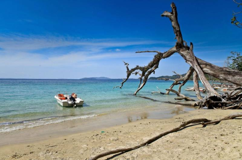 Andamans 3 Nights 4 Days Tour