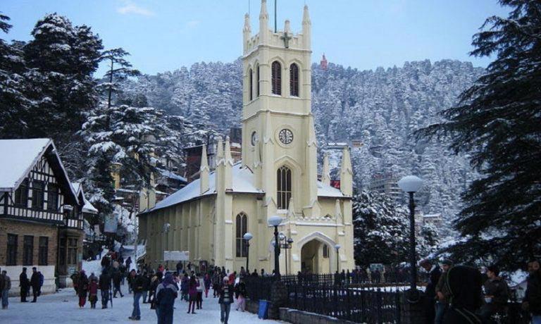 Shimla 3n/4D Tour