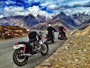Ladakh Bike Trip 2018 Package