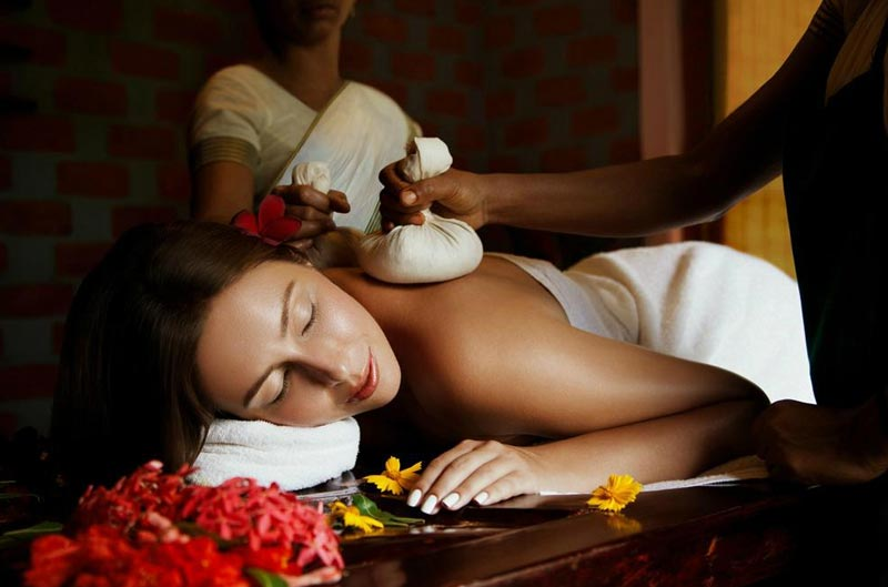 Kerala Ayurvedic Package for Nervous Disability
