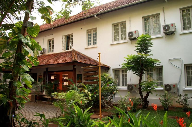 Old Light House Hotel Kochi Tour