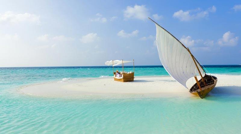 Feels like Love in Maldives
