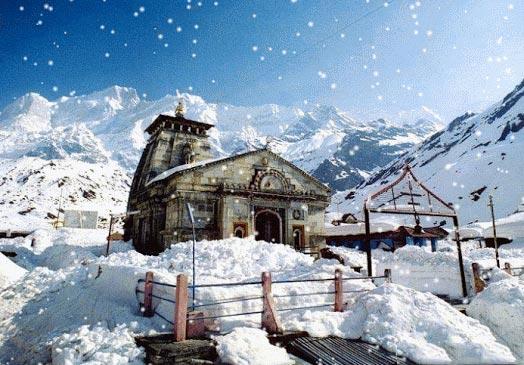 Kedarnath Dham Yatra Tour
