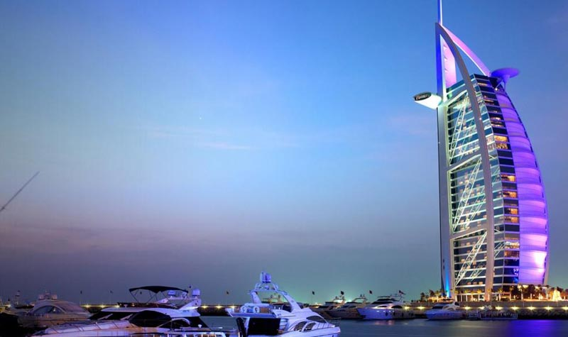 Touch Of Dubai Package