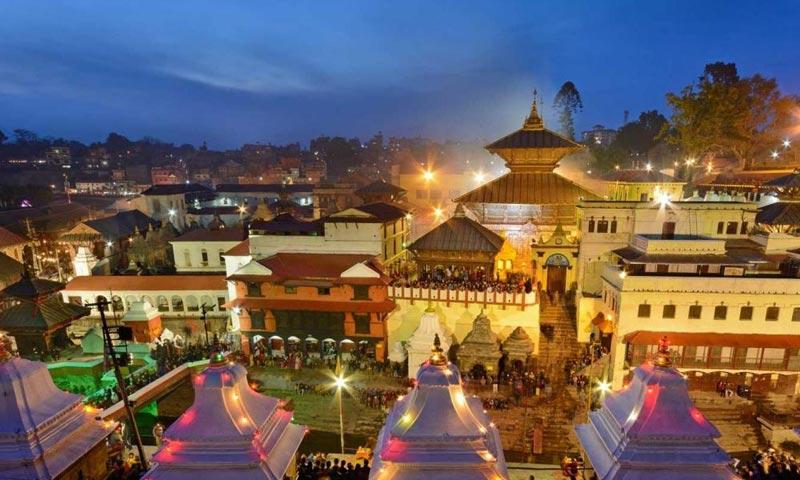 Muktinath Pashupatinath Darshan Yatra Tour