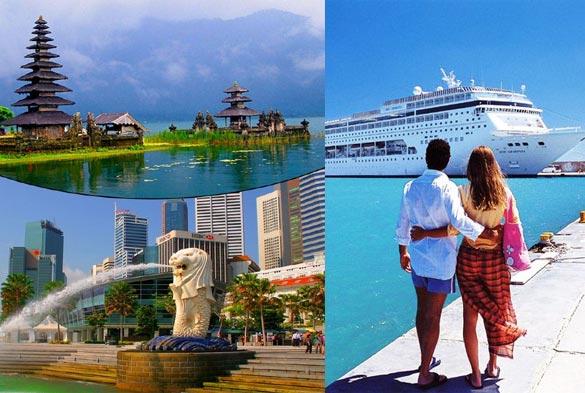 Singapore & Bali Combo Package