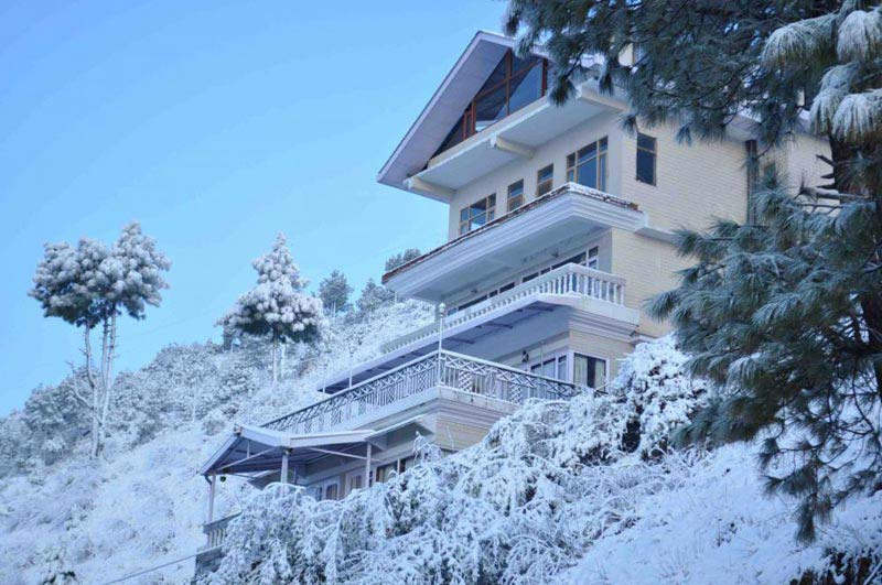 Shimla 4 Nights 5 Days Camping Package