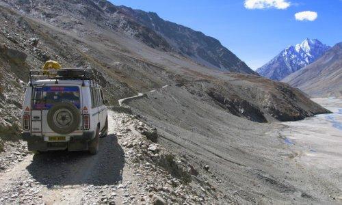 Ladakh Jeep Safari Tour