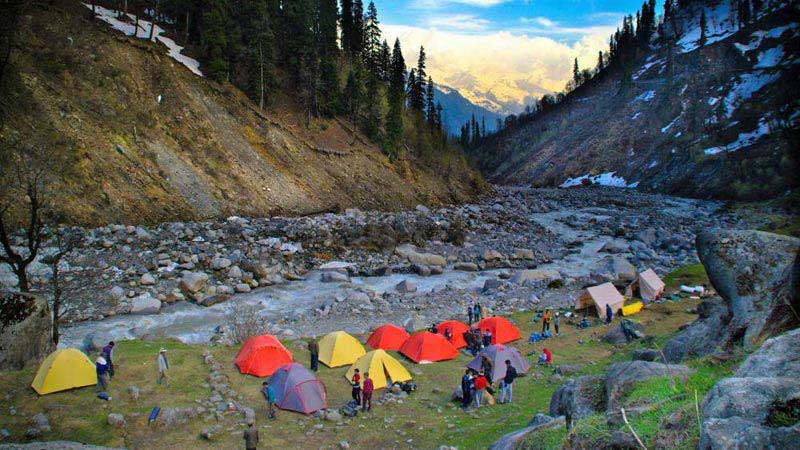 Beas Kund Trekking And Camping Tour