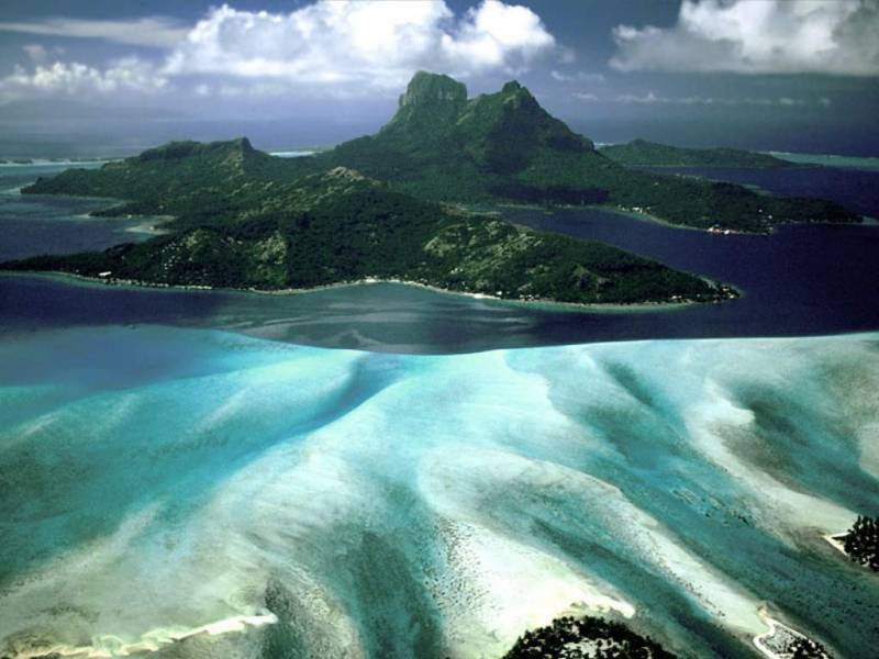 Tahiti Honeymoon Luxury Package (7n/8d), (tahiti 2n/moorea 3n/bora Bora 2n)