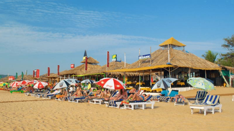 Goa Tour in Holiday Inn Resort (luxury Tour) - 5* (3n/4d)