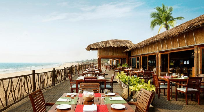 Goa Tour in Taj Exotica Resort (luxury Plus Tour) - 5* (3n/4d)