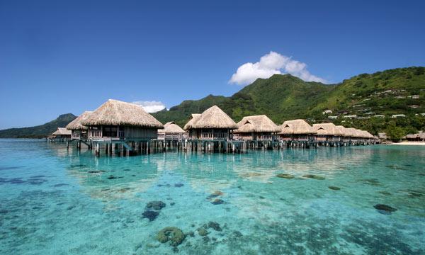 Tahiti & Bora Bora, the White Sand Island (5n/6d), Budget Package (tahiti 2n/moorea 3n)