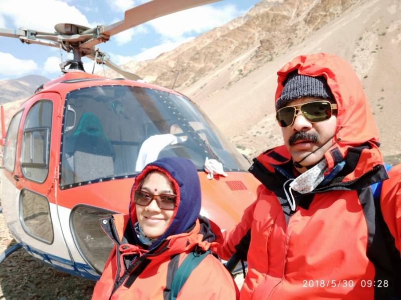 Kailash Manasarovar Yatra By Helicopter Ex-lucknow 10n11d