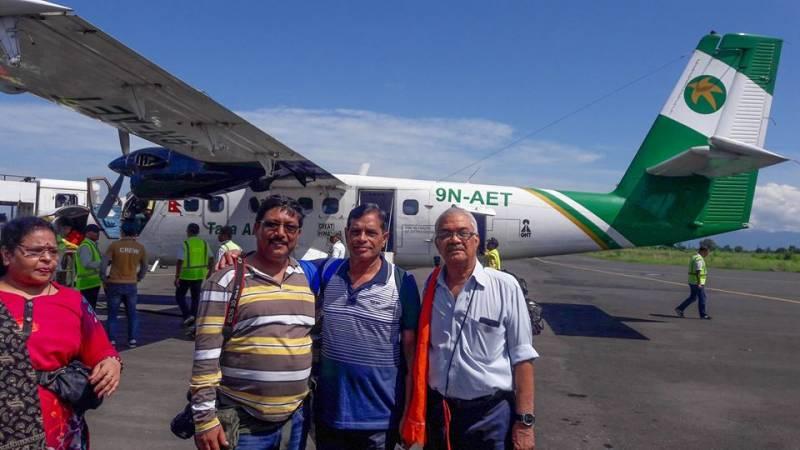 Kailash Mansarovar Yatra from Kathmandu Via Helicopter Package