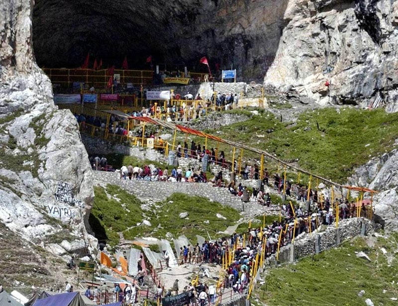 Shri Amarnath Yatra-2018 By Helicopter  4 Nights / 5 Days Tour